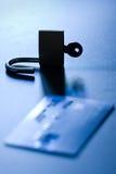 Bank ochrona zdjęcie stock