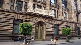 Free Bank Of Mexico Stock Photo - 147526550
