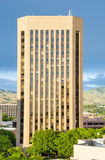 Bank office building in Boise Idaho Stock Photo