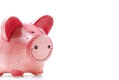 bank piggy Arkivfoton