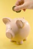 bank piggy Arkivfoto