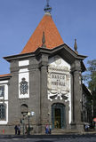 Bank Of Portugal in Funchal, Madeira, Portugal Stock Photography