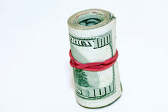 Bank roll Stock Images