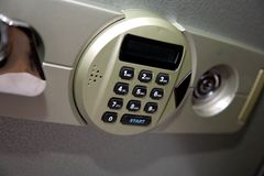 The bank safe Royalty Free Stock Images