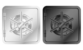 Bank safe icon Royalty Free Stock Photography