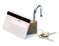 Bank Security Royalty Free Stock Photo