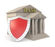 Bank security concept Royalty Free Stock Photos