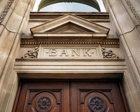 Bank Royalty Free Stock Images