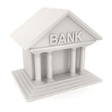 Bank Symbol Royalty Free Stock Photography