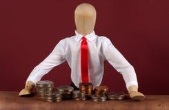 Bank Teller Stock Images