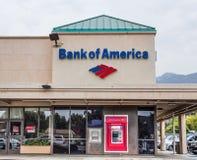 Bank van de Buitenkant van Amerika Royalty-vrije Stock Afbeelding