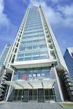 Bank van de het bureaubouw van Peking, Peking, China Stock Foto's
