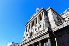 Bank van Engeland Stock Afbeelding