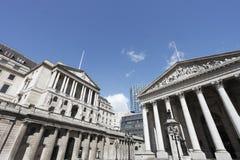 Bank van Engeland Royalty-vrije Stock Afbeelding