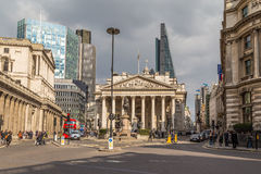 Bank van Engeland Stock Fotografie