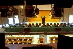 Bank van het Hof Internationa van Justince 2012 Royalty-vrije Stock Foto