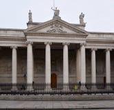 Bank van Ierland Stock Foto
