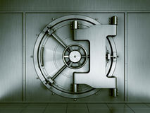Bank vault Royalty Free Stock Image