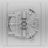 The bank vault Royalty Free Stock Image