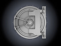 Bank vault Royalty Free Stock Photos