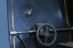 Bank Vault Door - SECURITY Stock Photography
