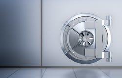 Bank vault Stock Photography
