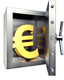 Bank vault Royalty Free Stock Photo