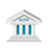 Bank vector Stock Image