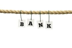Bank Royalty Free Stock Photos