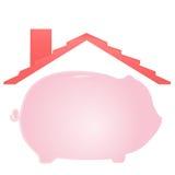bank2 piggy Стоковая Фотография