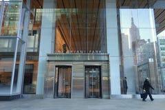 Banka Amerykańskiego wierza zdjęcie stock