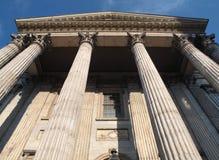 banka budynek pierwszy Fotografia Stock