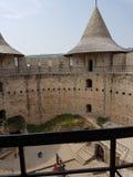 banka Dniester Europe forteczny Moldova rzeki soroca Zdjęcia Stock