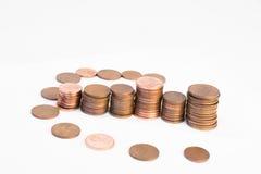 banka euro pięć ostrości sto pieniądze nutowa arkana Obraz Royalty Free