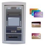 Bankautomat Stockfotos