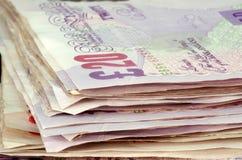 Bankbiljetten Royalty-vrije Stock Afbeelding