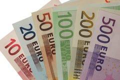 Bankbiljetten Royalty-vrije Stock Fotografie