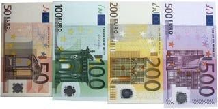 bankbiljetten Royalty-vrije Stock Foto's