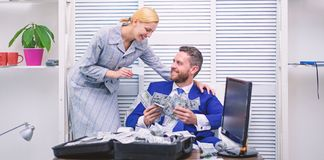 Banker increase profit, lottery jackpot, posh, chic, classy, wealthy, stack, dealer, dealing, costly, throw, expensive -. Banker increase profit, lottery jackpot stock photos