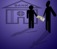 Banker1 Royalty Free Stock Photography