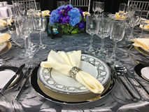 Banket/catering Royalty-vrije Stock Afbeelding