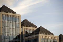 Bankgebäude Lizenzfreie Stockfotos