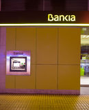 Bankia branch Stock Images