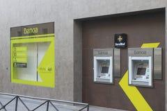 Bankia group bank Stock Photo