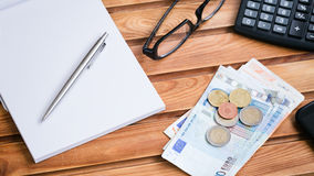 Banking and Accounting - Money Stock Image