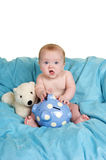 Banking for Babies Stock Image