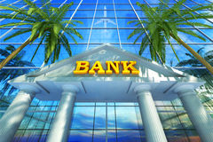 Banking business concept Royalty Free Stock Photo