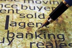 Banking concept Royalty Free Stock Photos