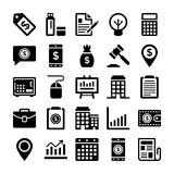 Banking and Finance Line Vector Icons 12. This icon set is useful for Banking and Finance. It consist kind of all symbol that use in business, finance, banking Stock Photo