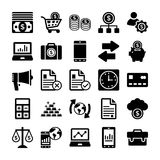 Banking and Finance Line Vector Icons 10. This icon set is useful for Banking and Finance. It consist kind of all symbol that use in business, finance, banking Stock Photography